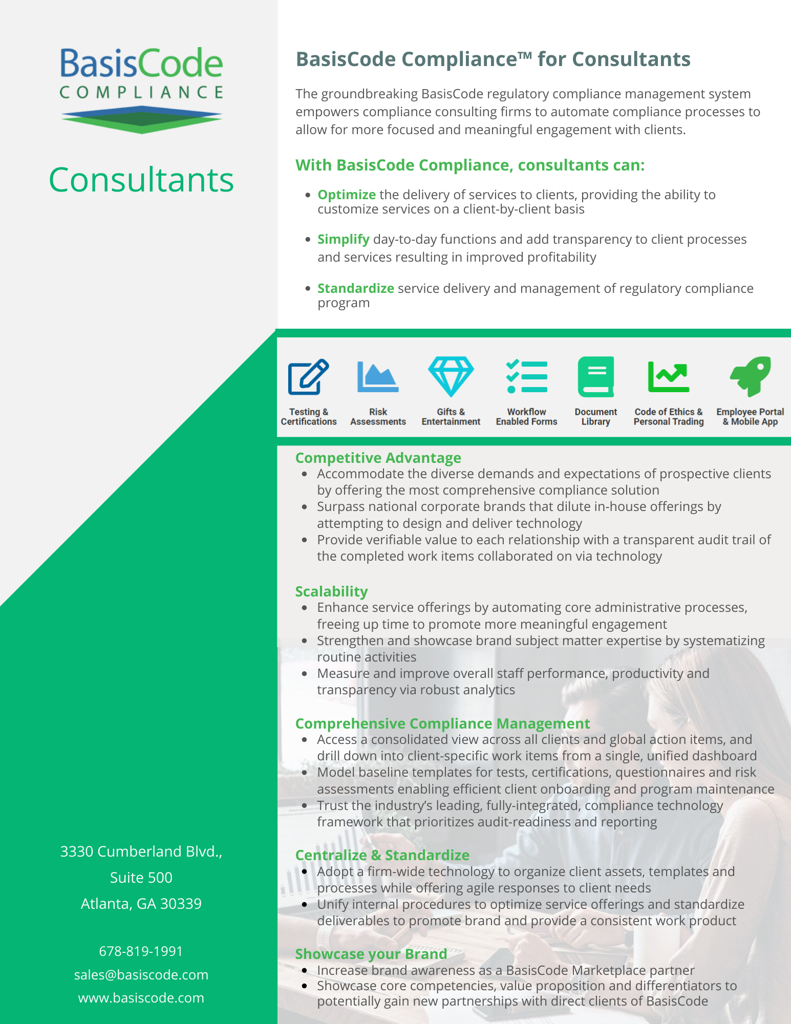 Compliance Consultant Software