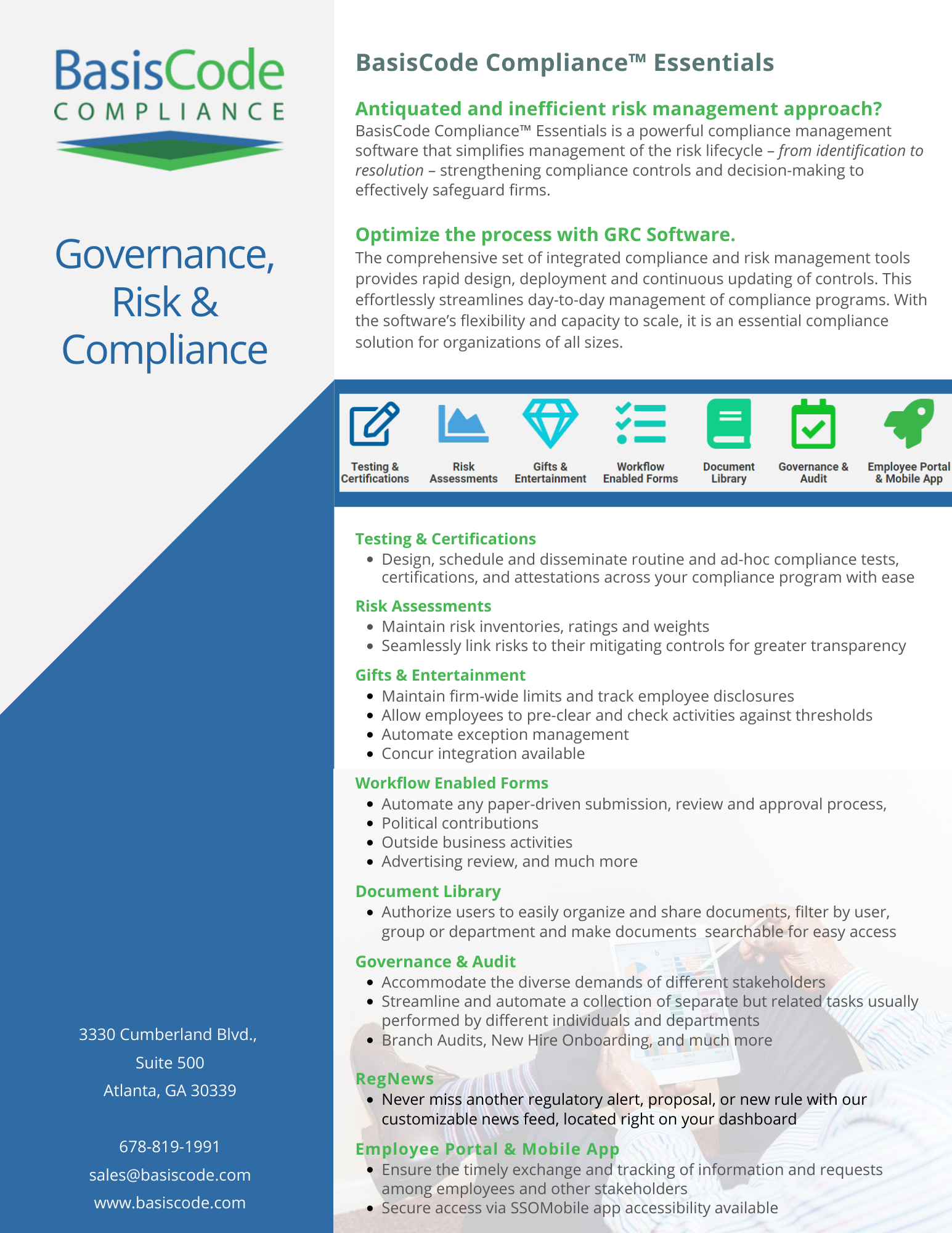 Compliance Essentials
